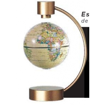 Mini globo-Terráqueo Antiguo 11 cm. (con imán)