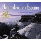 Naturaleza en España 365. Calendario