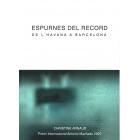 Evento 20/02/2013 - Espurnes del record, de L'Havana a Barcelona