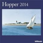 Hopper, Broschürenkalender 2014