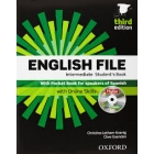 English File EOI Exam Power Pack: Intermedio Level 1. 3th Edition