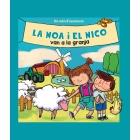 La Noa i el Nico van a la granja