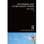 The aphorism and other short forms