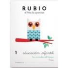 EDUCACIÓN INFANTIL 1. LOS ANIMALES DEL BOSQUE (Cuadernos Rubio)