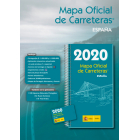 Mapa Oficial de Carreteras de España 2020. Ministerio de Fomento (MOPU)
