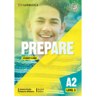 Prepare 2nd edition - Student's Book - Level 3 A2