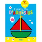 El meu primer llibre d'adhesius - Vaixell