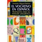 El vocativo en español