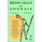 Medio siglo de Adonais 1943-1993