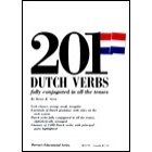 201 dutch verbs. Fully conjuged in all the tenses
