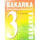 Bakarka 3. Método de aprendizaje individual del euskera