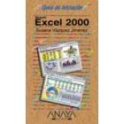 Guía de iniciación Excel 2000