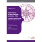 Cuerpo de Profesores de Enseñanza Secundarai. Formación y Orientación Laboral (FOL). Temario. Vol III