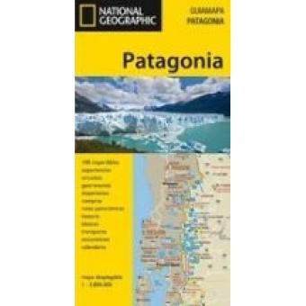 Patagonia (Guía Mapa National Geographic)