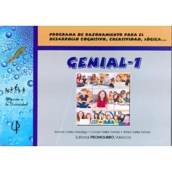 Programa de razonamiento para el desarrollo cognitivo, creatividad, logica.....GENIAL-1