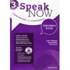 Speak Now: 3: Teacher's Book with Testing CD-ROM