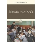 Educación y sociologia