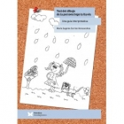 Test del dibujo de la persona bajo la lluvia