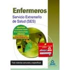 Enfermeros. Test materias comunes y específicas (Servicio Extremeño de Salud - SES)
