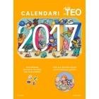 Calendari Teo 2017