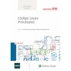 Códigos leyes procesales 2016