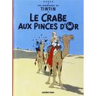 Le Crabe aux pinces d'or (Les petits formats couleurs Tintin - 9)