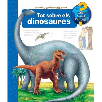 Què?... Tot sobre els dinosaures (2019)