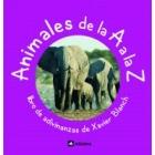 Animales de la A a la Z. Libro de adivinanzas