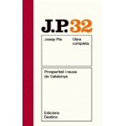 Obra completa Josep Pla 32. Prosperitat i rauxa de Catalunya