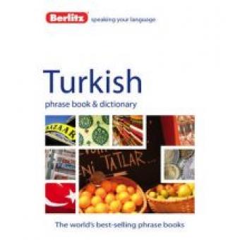 Berlitz: Turkish Phrase Book & Dictionary