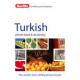Berlitz: Turkish Phrase Book & Dictionary