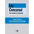 Ley Concursal. 6 ed,.