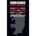 Demoliciones: ensayos sobre literatura y destrucción
