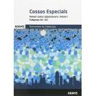 Temari Comú i Qüestionaris. Volum I. Subgrups A1 i A2 Cossos Especials. Generalitat de Catalunya