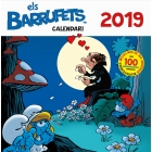 Calendari Barrufets 2019