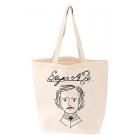 Edgar Allan Poe: BabyLit Tote Bag