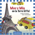 Max y Mía en la Torre Eiffel