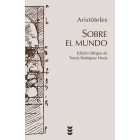Sobre el mundo (Edición bilingüe)