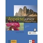 Aspekte junior b2, libro del alumno con video y audio online