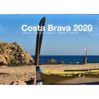 Costa Brava. Calendari 2020