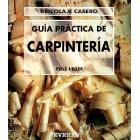 Guía práctica de carpintería.