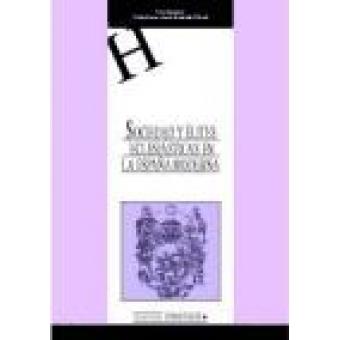Sociedad y élites eclesiásticas en la España moderna