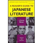 A reader's guide to japanese literature (Updated and expanded)