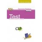 Tests psicotécnicos. Ejercicios prácticos. Vol III.