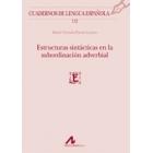 Estructuras sintácticas en la subordinación adverbial