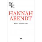 ¿Qué sabes de... Hannah Arendt?