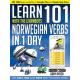 Learn 101 Norwegian Verbs in 1 Day (Learnbots)