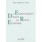 L'ensenyament davant del repte econòmic