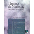 Términos de marketing diccionario-base de datos
