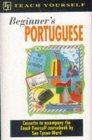 Teach yourself beginner's portuguese cassette